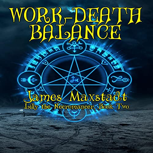 Work-Death Balance cover art