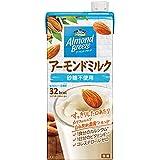 アーモンド・ブリーズ 砂糖不使用 1L ×6本