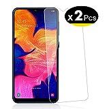 NEW'C Pack de 2, Verre Trempé pour Samsung Galaxy A10, Galaxy A10s, Film Protection écran - Anti Rayures - sans Bulles d'air...