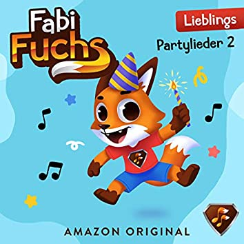 Lieblings Partylieder 2 (Amazon Original)