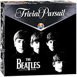 Brybelly The Beatles Collector's Edition Trivial Pursuit Game