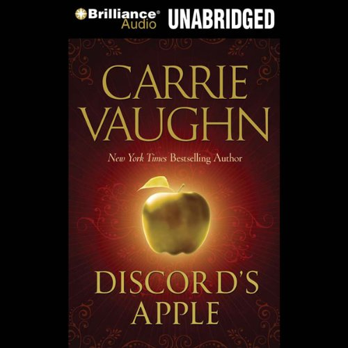 Discord's Apple audiobook cover art