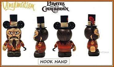 Disney Vinylmation 3'' Figure Pirates of Caribbean Hook Hand Pirate LOOK