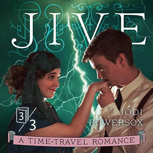 Jive: A Time-Travel Romance cover art