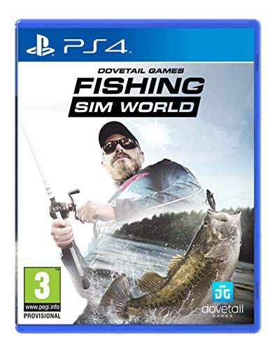Fishing Sim World PS4 [Edizione: Francia]
