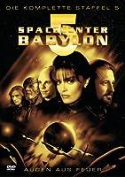 Spacecenter Babylon 5 - Staffel 5 - Augen aus Feuer