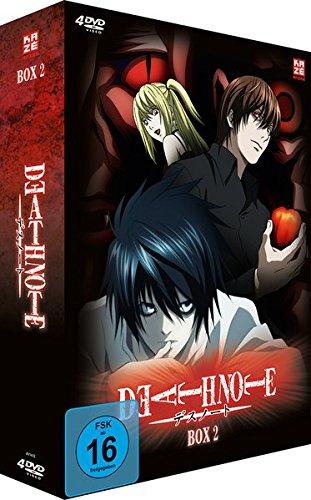 Death Note - Box 2 - [DVD]