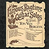 Famous Ragtime Guitar Solos [Import Belge]