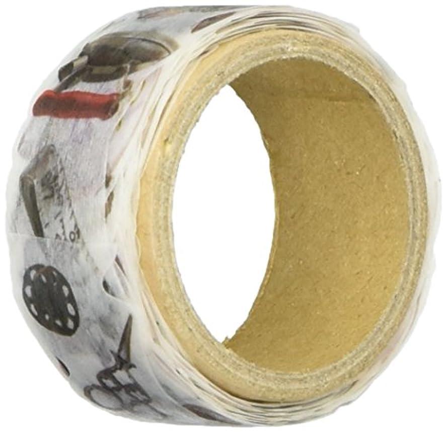 Roundtop Designer's Washi Masking Tape 20mm x 5m, Yano Design Natural Season - Autumn, Sewing (YD-MK-051)