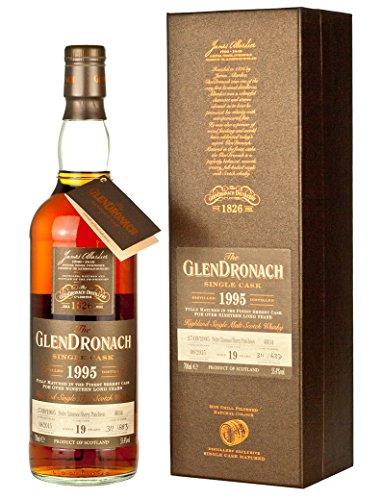 Glendronach - Single Cask #4034 (batch 12) - 1995 19 year old Whisky
