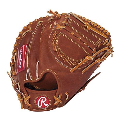 Rawlings(ローリングス) 軟式用HOH メジャースタイルメモリアル[M・Pモデル] GR7FMP ブラウン [ミットサイズ 34] [34inch] LH(Right hand throw)※右投用