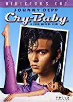 Cry Baby 11 x 17映画ポスター – スタイルB Unframed PDPIJ4409