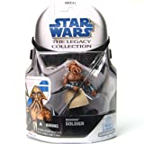 Star Wars The Legacy Collection Quarren Soldier