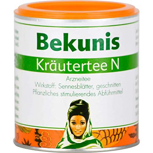 Bekunis Kräutertee N bei Verstopfung, 55 g Tee