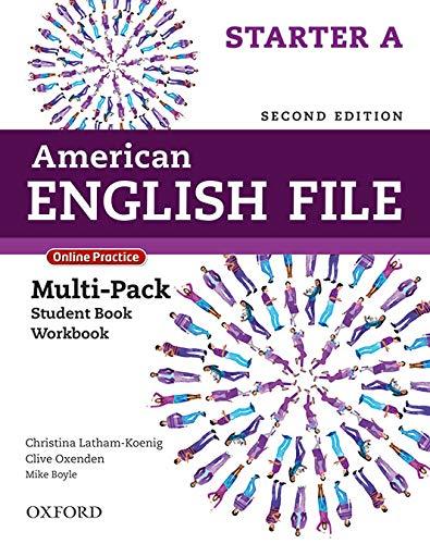 American English File: Starter: A Multi-Pack