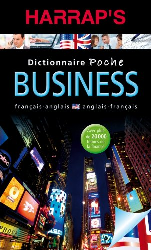 Harrap's dictionnaire poche business