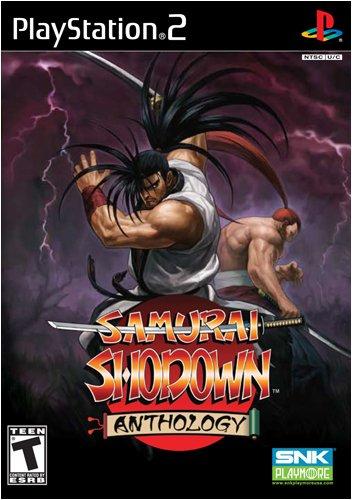 Samurai Shodown Anthology - PlayStation 2