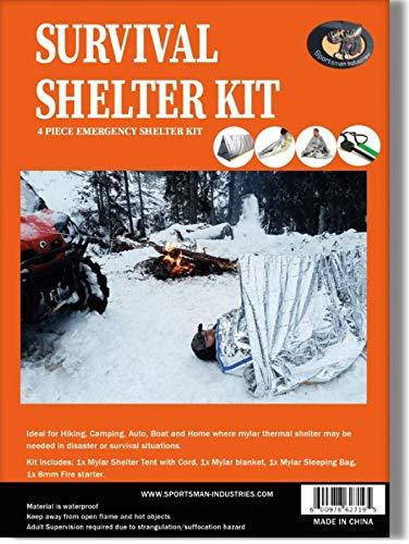 Sportsman Emergency Tent