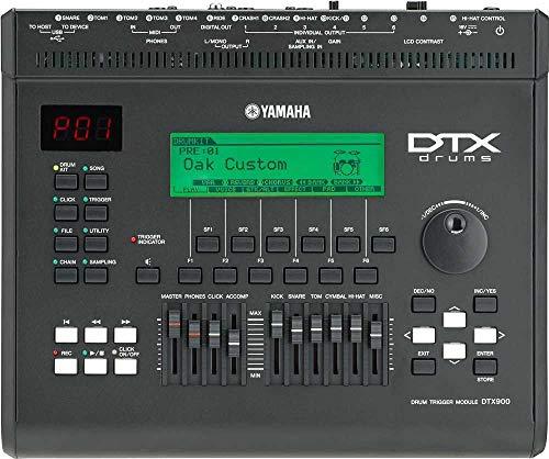 5. YAMAHA DTX900 ELECTRONIC DRUM TRIGGER MODULE