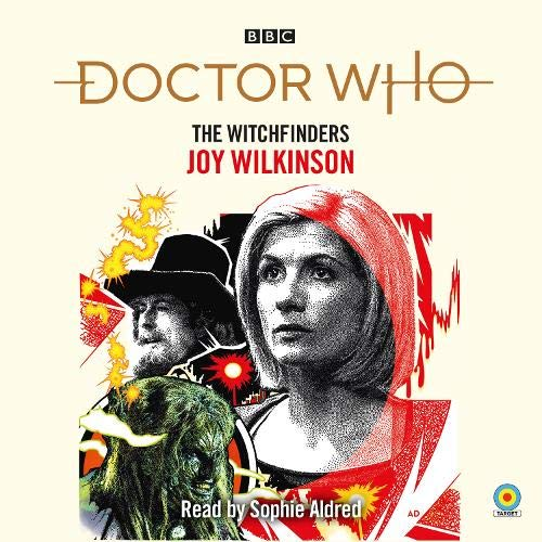 『Doctor Who: The Witchfinders』のカバーアート