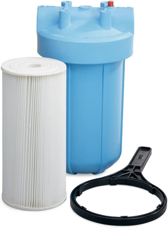 OMNIFilter BF7-S-S18 trust BF7A Whole Blue Housing Filter Water Reservation