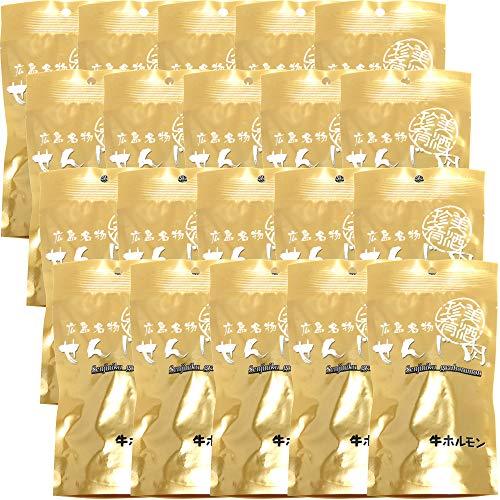【広島名物】せんじ肉 牛ホルモン 20袋入り(40g×20袋) 【国産牛使用】