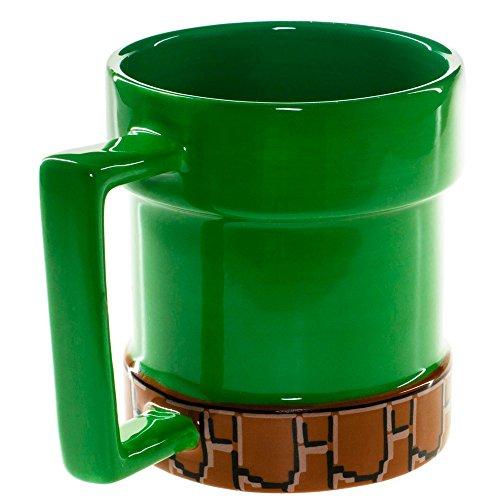 Keramiktasse für Super Mario Fans
