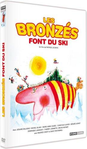 Les Bronzés font du ski Francia DVD
