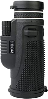 HYY-YY - Monocular HD con zoom y soporte para teléfono y trípode monocular para observación de aves caza camping senderismo al aire libre 40 x 60