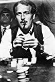 Paul Newman The Sting Poker Table Poster 61 x 91 cm