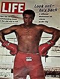 Life Magazine - October 23, 1970 - Muhammad Ali, boxing
