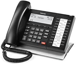 Toshiba DP5132SD 20 button speaker and backlit display digital telephone (Certified Refurbished)