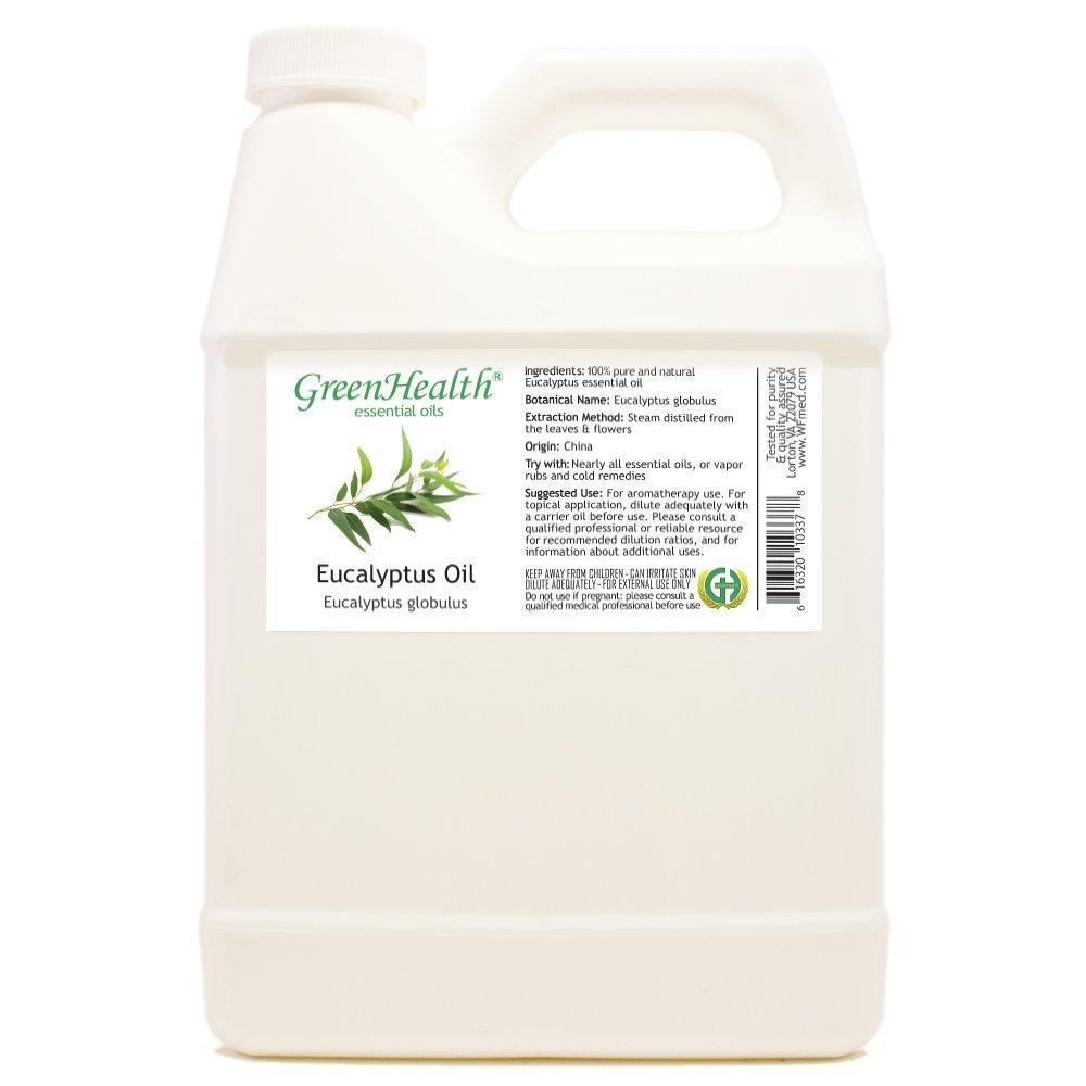 Eucalyptus Therapeutic Essential Greenhealth shipping