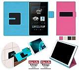 Hülle für Allview WI7 Android Tasche Cover Hülle Bumper | in Pink | Testsieger