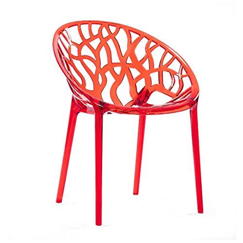 XXT eetkamerstoel met armleuningen, minimalistisch, modern, duurzaam