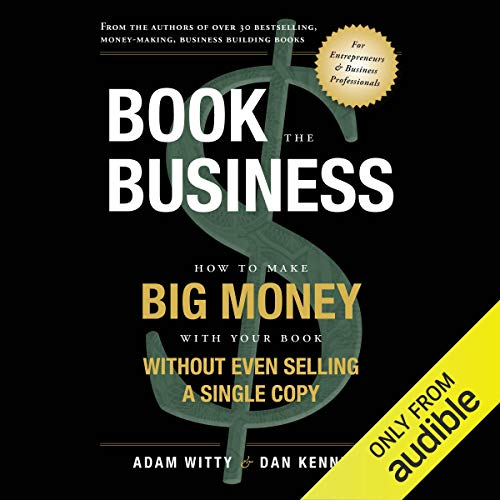 Book the Business audiobook cover art