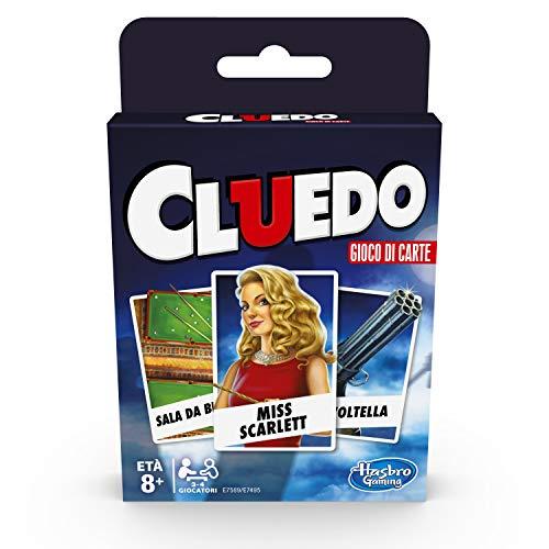 Cluedo (gioco di carte, Hasbro Gaming)