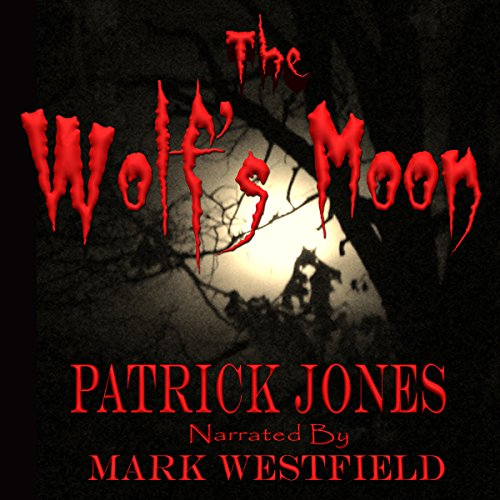 The Wolf's Moon audiobook cover art