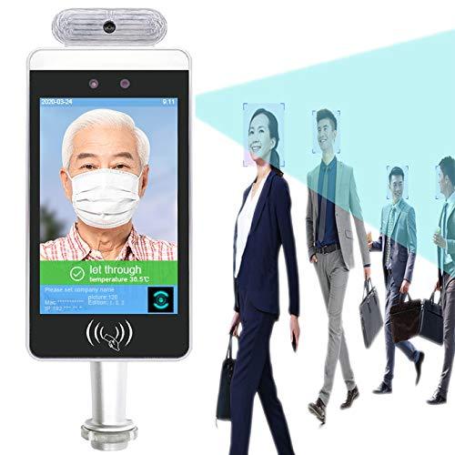 GODLV Cámara de detección térmica humana con cámara AI r
