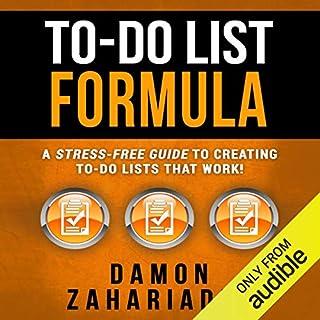 To-Do List Formula cover art