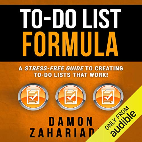 To-Do List Formula cover art