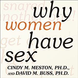 Why Women Have Sex audiobook cover art