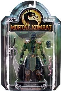 Mortal Kombat Shaolin Monks Series 3 Action Figure Reptile BY JAZWARES