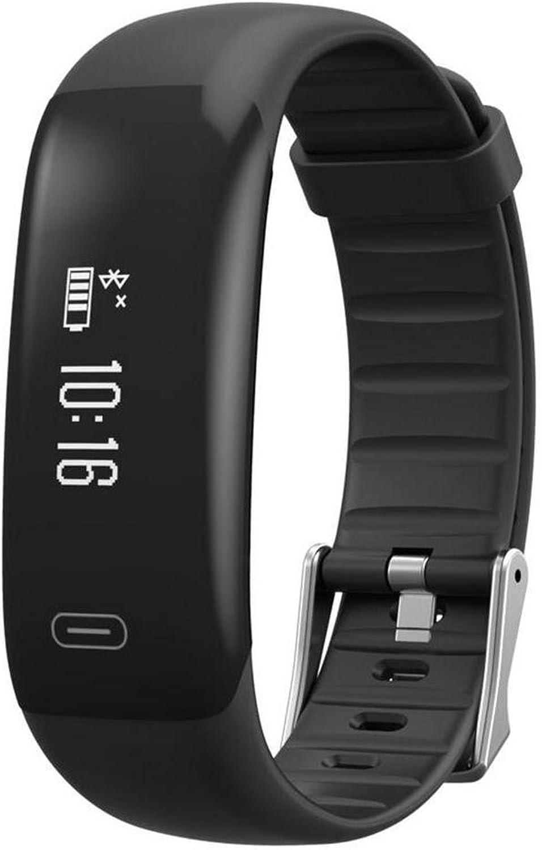 Hmhope Smart Bracelet Heart Rate Sleep AntiLost Monitor blueeetooth Waterproof Activity Tracker for Elder Health Physical Exercise