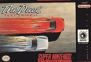 Duel Test Drive II - Nintendo Super NES