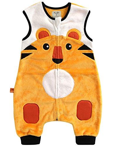 Vaenait Baby Jungen Baby Schlafsack Ultrasoft Mikrofaser Sleepsack Zoozoo Hoya S