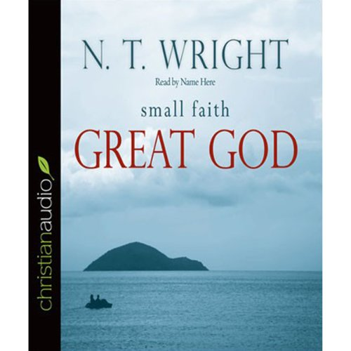 Small Faith, Great God audiobook cover art