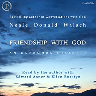 Friendship with God audiobook cover art