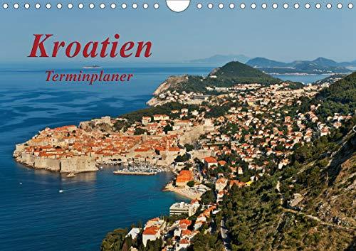 Kroatien/CH-Version/Geburtstagsplaner (Wandkalender 2021 DIN A4 quer)