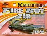 ジークラック(GEECRACK) ルアー ファイヤーボーイジグ 1.8g #003 ウィードスペシャル
